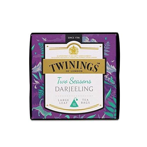 Twinings Tea Regalo Scatola Di Raccolta 37.5G - Due Stagioni Darjeeling
