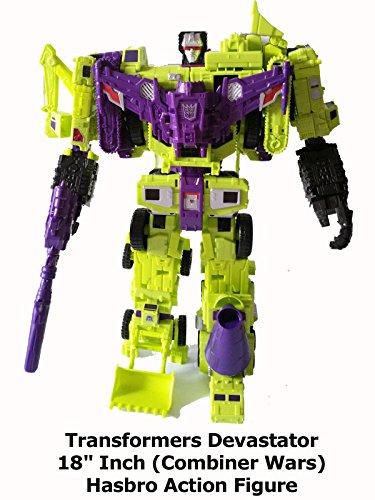 "Review: Transformers Devastator 18"" Inch (Combiner Wars) Hasbro Action Figure [OV]"