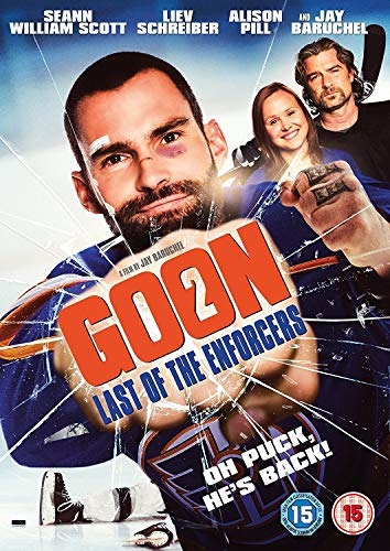 Goon 2  The Last Of The Enforcers  DVD