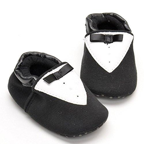Vesi-Weichen Sohle Baumwolltuch Schuhe Infant Junge Mädchen Lauflernschuhe Krippeschuhe Biene Größe M:6-9 Monate Herren