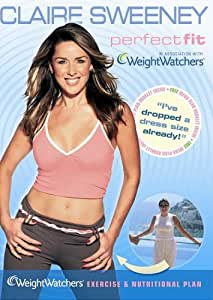 Claire Sweeney: Perfect Fit With Weightwatchers [DVD] [2007]