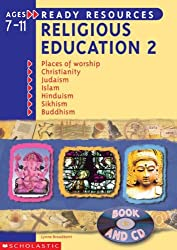 Religious Education Book 2 and CD: Bk. 2 (Ready Resources)