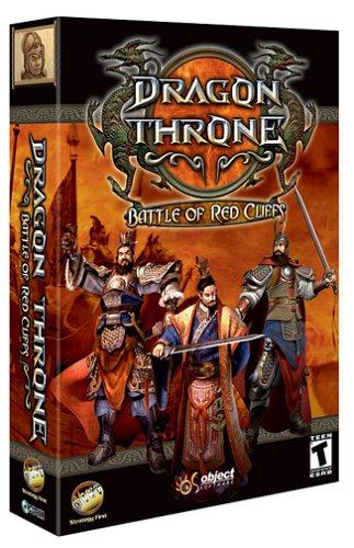 Dragon Throne: Battle of Red Cliffs PC