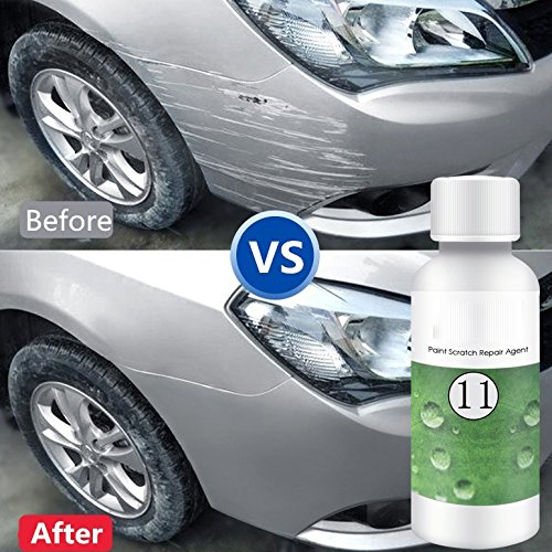 Soviton Reparador de arañazos para coche, para reparación de arañazos, cuidado de la pintura, pulido y reparación de arañazos