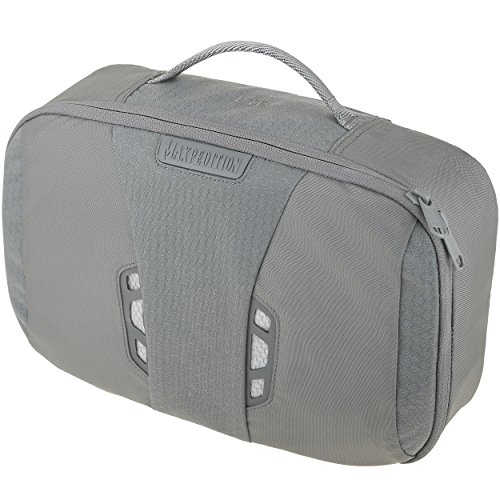 Maxpedition AGR Advanced Gear Research LTB Lightweight Toiletry Bag, Gray