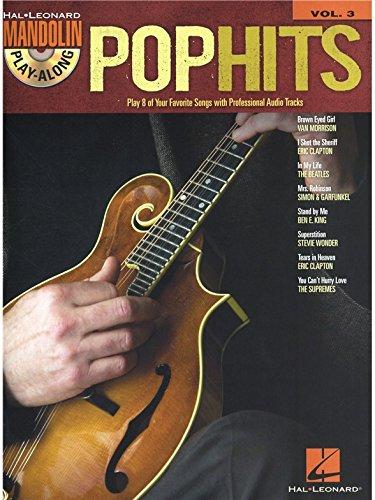 Preisvergleich Produktbild Mandolin Play-Along Volume 3: Pop Hits. Für Mandoline