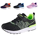 SITAILE Fille Garcon Chaussure de Sports Basket Outdoor Mixte enfant Chaussures de Course Sports Fitness Gym Athlétique Running Sneakers Basses
