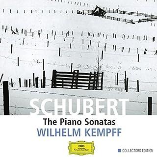 Schubert: The Piano Sonatas by Wilhelm Kempff (B00004SA8A) | Amazon Products