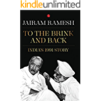To the Brink and Back: India's 1991 Story: India's 1991 Story