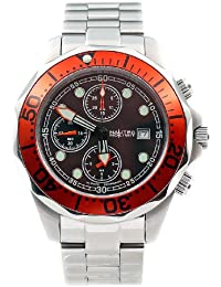 Nautec No Limit Herrenarmbanduhr Deep Sea Chronograph DS 8850/STOR