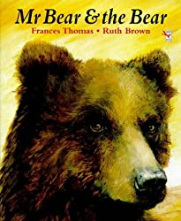 Mr.Bear and the Bear (Red Fox picture books)