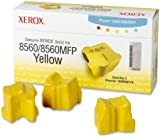 Xerox - Solid inks - 3 x yellow - 3400 pages