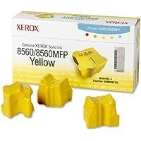 Xerox 108R00725 Confezione 3 Stick Solid Ink, Giallo