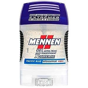 Mennen - déodorant homme stick gel x-trême pacific blue - 75ml