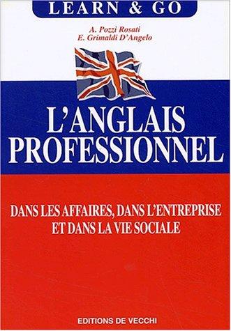 L'anglais professionnel