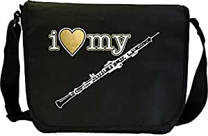 Oboe I Love My - Sheet Music & Accessory Bag MusicaliTee