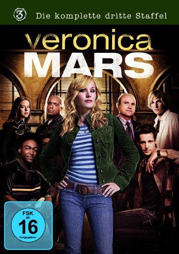 DVD * Veronica Mars - Die komplette 3. Staffel (Box Set / 6 Discs) [Import anglais], DVD/BluRay