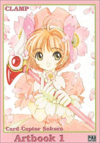 Card Captor Sakura. Artbook Tome 1
