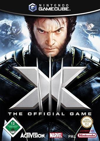 X Men Gamecube - X-Men - The Official Game [Import