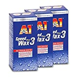 DR. WACK-SET 3X Dr. Wack A1 Speed Wax Plus 3 250ml 2731