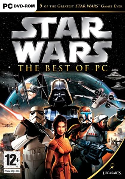 Star Wars Best Of Pc Pack Pc Dvd Amazon Co Uk Pc Video Games