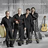 Vivaldi & Piazzola 4 Seasons by Aniello Desiderio (2013-07-02)