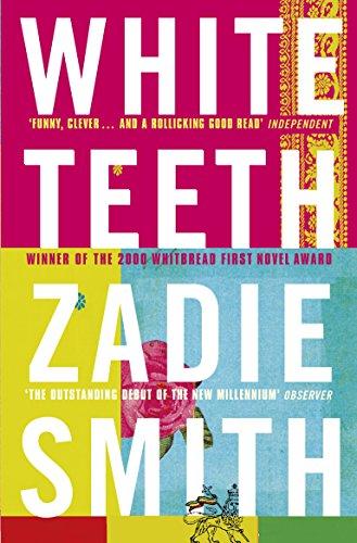 Buchseite und Rezensionen zu 'White Teeth (Roman)' von Zadie Smith