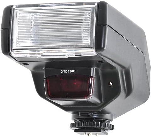 AADigital TTL Digital Speedlight Flashgun Flash with Bounce, Swivel and Slave Feature for Nikon D3000, D3100, D3200, D3300, D5000, D5100, D5200, D5300, D7000, D7100, D3, D4, D40, D40x, D50, D60, D70, D70s, D80, D90, D100, D200, D300, D600, D610, D700, D800 & D800E Digital SLR Cameras