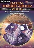 Produkt-Bild: Datenträger-Archiv, 2003, 1 CD-ROM Superbequemes Archivieren aller Datenträger. Für Windows 98 SE/Me/2000/XP. Für Daten-CDs/-DVDs, Festplatten, Disketten, Wechsel-Laufwerke, Zip-Laufwerke. Direktes Starten und Öffnen von Dateien. Verwendu