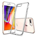 ESR iPhone 7 Plus Case, iPhone 7 Plus Case Clear, iPhone 7 Plus Case Soft TPU [Ultra Clear] [Slim Fit] [Ultra Thin] Protective Skin Cover for iPhone 7 Plus (2016 Release)(Jelly Clear)