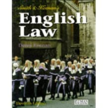 Smith & Keenan's English Law