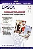 Epson C13S041332 Premium Semi Gloss Photo papier Inkjet 251g/m2 A4 20 Blatt Pack