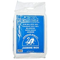 Natures Choice Thai Jasmine Rice - 5 kg White