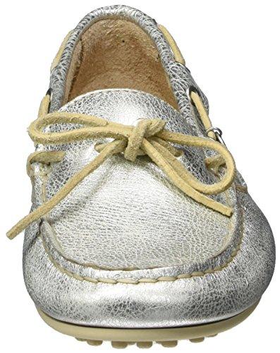 GANT Damen Montauk Mokassin Silber (Silver)