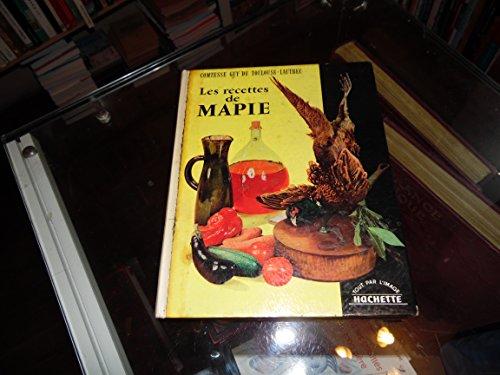 Les recettes de mapie.