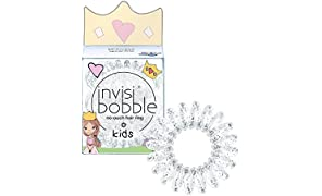 invisibobble KIDS Princess Sparkle, 3 Stück