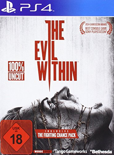 The Evil Within (100 % Uncut) - [PlayStation 4] -