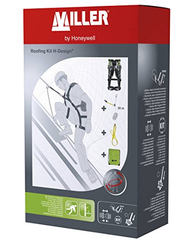 Honeywell 1034070 Miller PSS H Design Roofing Kit 2P Stretch