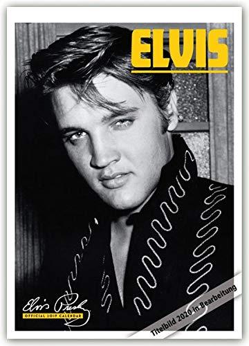 Elvis 2020 - A3 Format Posterkalender: Original Danilo-Kalender [Mehrsprachig] [Kalender] (A3-Posterkalender) -