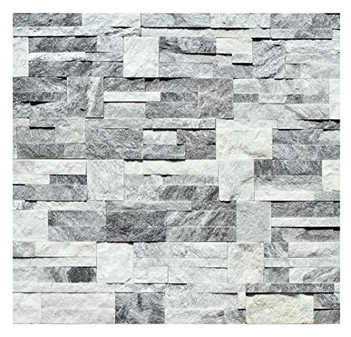 1 Muster W-017 Quarzit Wand-Design Wandverblender Wandverkleidung Steinwand Naturstein Verblender Lager Verkauf Stein-Mosaik Herne NRW