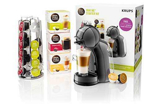 Best Seller No. 3 Nescafé Dolce Gusto Mini Me Coffee Machine Starter Kit