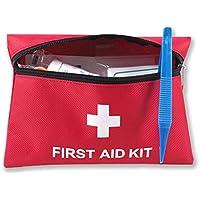 Outdoor-Portable Erste-Hilfe-Kit 12 Erste-Hilfe-Tools Wasserdichte Verschleiß resistent Mountaineering Camping... preisvergleich bei billige-tabletten.eu