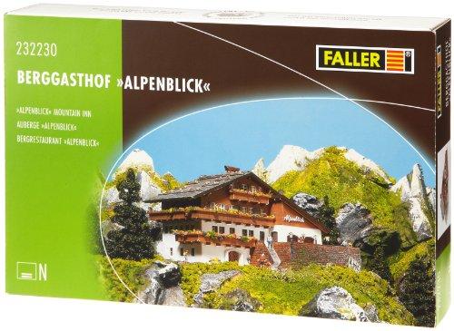 Faller 232230  - Berggasthof Alpenblick importado de Alemania