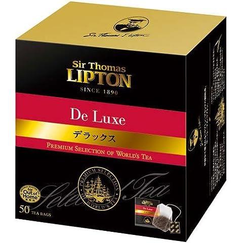 Lipton Sir Thomas Lipton bustina di t? deluxe 50P - Lipton Bustine Di Tè