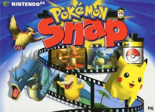Pokémon Snap (Vielen Pokemon Dank)