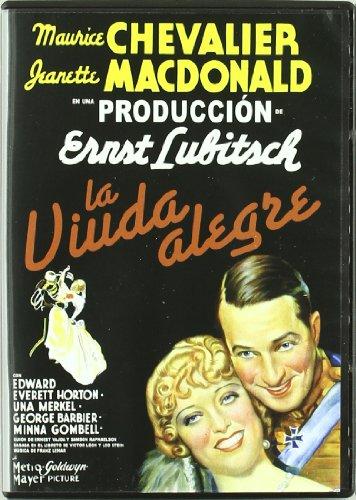 Bild von La Viuda alegre (1934) [Spanien Import]