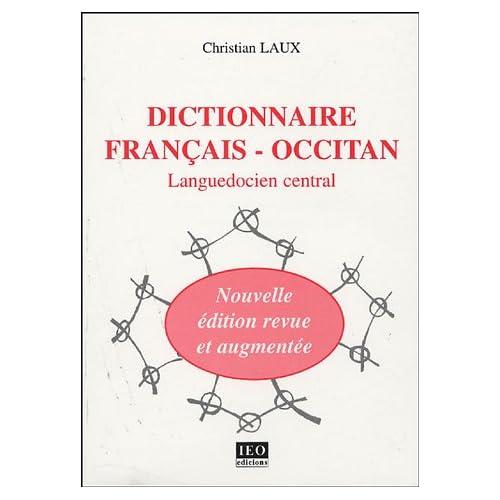 Dictionnaire français-occitan : Languedocien central