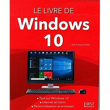 Le Livre de Windows 10