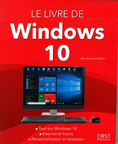 Le Livre de Windows 10