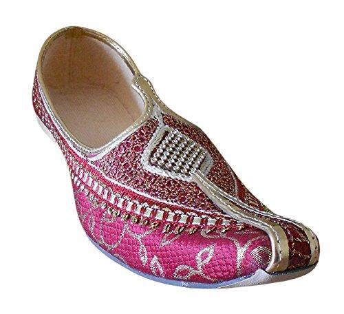 Kalra Creations, Pantofole uomo Maroon